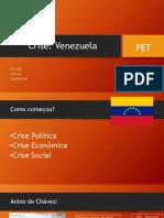 Venezuela Ppt Portuguese