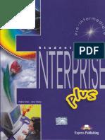 Enterprise PLUS - Student's Book