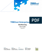 TRBOnet Geofencing User Guide v5.2