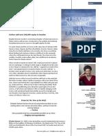 Nemert, Elisabet_BLUE LONGING_Info Sheet