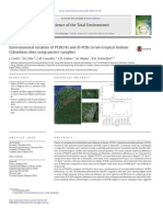 Environmental Variation of PCDD Fs and Dl-PCBs in Two Tropical Andean Colombian Cities Using Passive Samplers