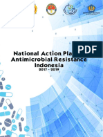 National Action Plan Antimicrobial Resistance Indonesia 2017-2019