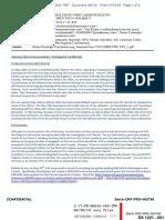 Exhibit 1221-2016.5.24 Joel Gilbert  update to AJE re Congressional Oversight via Palmer