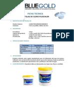 FT Pastillas de Cloro Pluschlor Balde