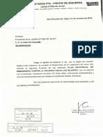 Plan de emergencia contra la violencia hacia las mujeres - FIT Jujuy