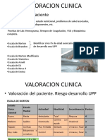 Ulceras por presion cirugia plastica