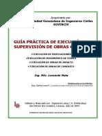 Guia Practica de Supervision de Obras