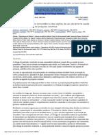 O Impacto Do Desenho Comunitário e Das Opções de Uso Da Terra Na Saúde Pública_ Uma Agenda de Pesquisa Científica