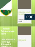 Kolesdi_Kozeleti_Egyesulet