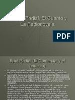 Spot Radial Cuento Radionovela