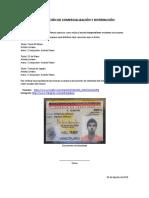 Autorizacion de Distribucion (Plantilla)