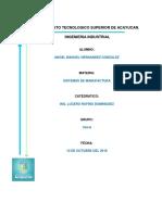 Investigacion Unidad 2 Indicadores y Parametros Basicos en Los Sistemas de Manufactura.