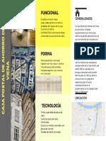 Postal y diseño de viena