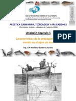 Capitulo 5 Curso Acustica UNFV 2018 Caracteristicas Propagacion MGT