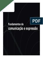Aula Magna Fundamentos Da Comunicação