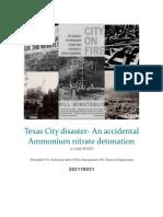 Texas City Disaster