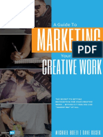 Guide to Marketing Your Creative Work Creatbiz.com