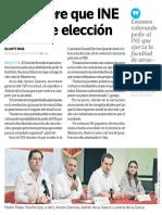 01-11-18 PRI quiere que INE organice elección