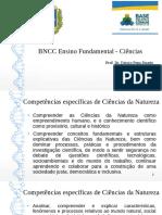 Base Nacional Curricular Comum - Ciências