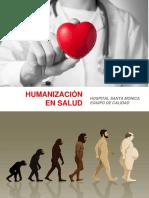 Humanizacion en Salud