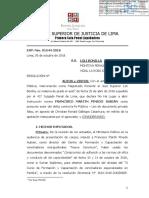 Resolución Sala Revocacion Delito Contra La Fe Publica- 29326-2018