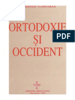 Ortotodoxie Si Occident