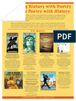 Teaching History With Poetry Sell Sheet
