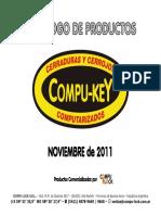 Compukey Catalogo