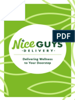Nice Guys Booklet