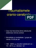 Traumatisme cranio-cerebrale