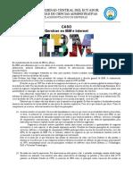 1. caso IBM