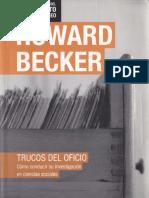 Becker Muestreo