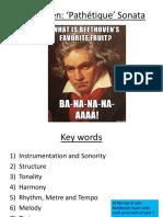 Beethoven Pathetique 1