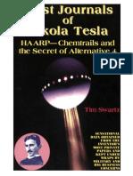 The Lost Journals of Nikola Tesla - HAARP - Chemtrails and Secret of Alternative 4.pdf