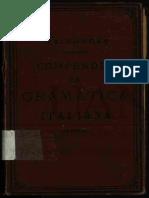 Compedio de gramatica italiano.PDF