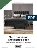 MattressKnowledgeBook2018_ToPRINT