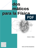 Métodos Matemáticos de la Física - Oscar A. Reula.pdf