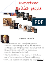 Famous British People Fun Activities Games 51182