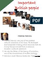 Famous British People Fun Activities Games 51182