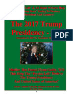 Trump Presidency 18 - December 6, 2017 to December 19,2017