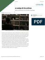 El psiquiatra que fue amigo de los artistas | Cataluña | EL PAÍS