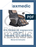 Montagem Da Poltrona - Relaxmedic