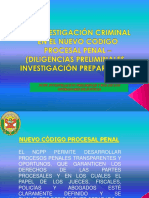 Ncpp Investigacion Criminal