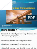 3 - Natural Gas Transportation