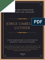 Jorge Umbelino Luthier