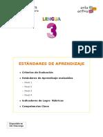 Lengua 3 Estand Aprendizaje 2014