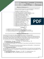 Fiche d'Activité 2016-2017