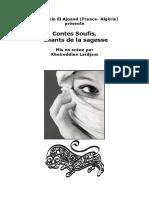 Presentation Contes Soufis