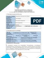 Guía de Actividades y Rúbrica de Evaluación - Fase 8 - Construir Informe Final