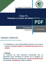 CR 15 Diabetes y Control Del Metabolismo